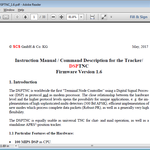 FRACK and the SCS Tracker DSP TNC manual
