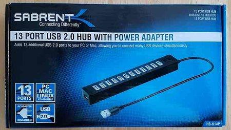 Sabrent USB 2.0 Hub